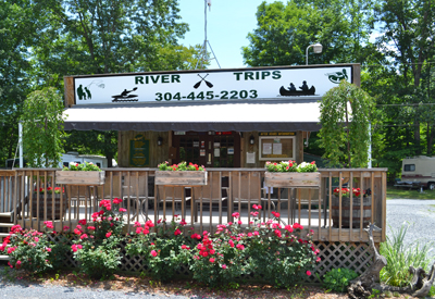 Greenbrier River Campground & Cabins