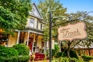 The Front Porch in Downtown Lewisburg